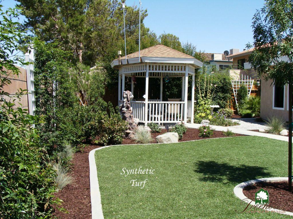 treehouse landscape design